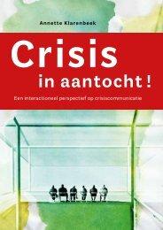 Proefschrift Crisis in aantocht! - Onderzoek - Hogeschool Utrecht