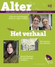 maart 2011: Het verhaal - Altrecht