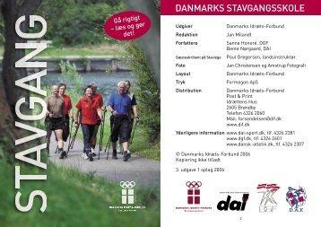 DANMARKS STAVGANGSSKOLE - MotionDANMARK
