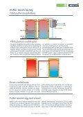 Rétegzett puffer Friss víz modul Rétegzett töltés ... - Liget Gatter Kft - Page 7