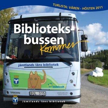 Biblioteks- bussen