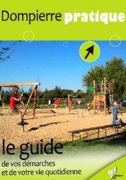 Télécharger le guide pratique - Dompierre-sur-Yon
