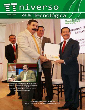 niverso - Universidad Tecnológica de Nayarit