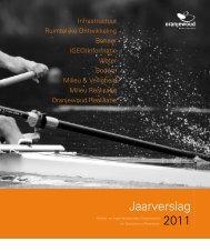 Jaarverslag 2011 - Oranjewoud