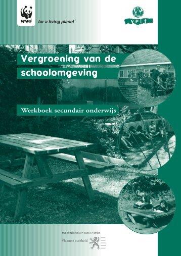 Werkboek secundair onderwijs