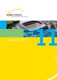 Ga naar het jaarverslag - Mulier Instituut
