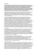 Nota Dierenwelzijn - Gemeente Heerhugowaard - Page 6