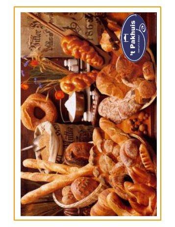 Download onze brood en meer folder - t Pakhuis