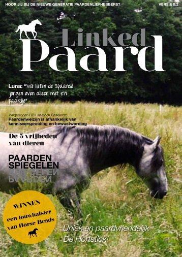 versie 0.2 - Dierenwelzijn in Nederland