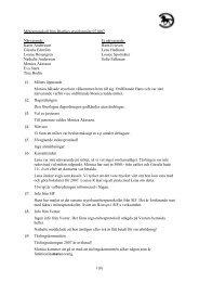 Protokoll från styrelsemöte 071007 - Djarfur