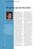 Seminar. Kvinder på toppen i DFIF Socialdemokraterne sætter ... - Page 2