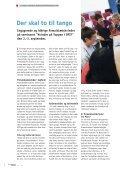 Seminar. Kvinder på toppen i DFIF Socialdemokraterne sætter ... - Page 6