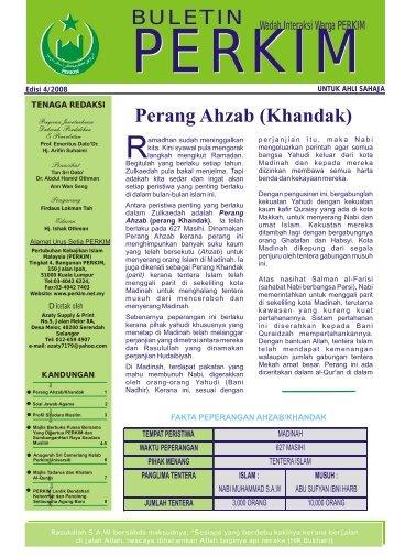 buletin perkim edisi 4/2008