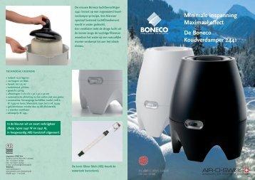 boneco air comfort 2441 - Parket Onderhoud Service