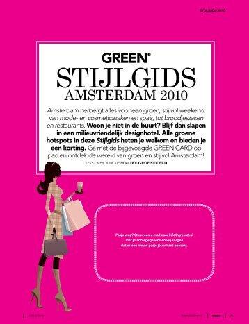 STIJLGIDS - Maaike Groeneveld