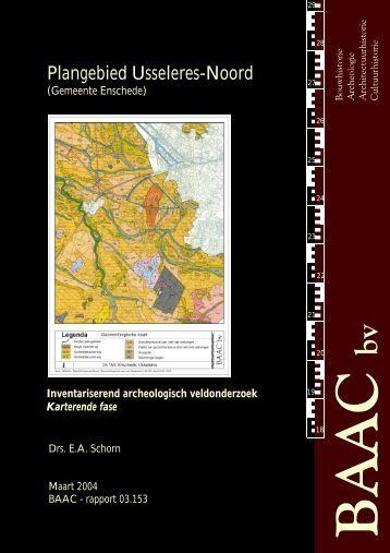 Bijlage 15 Archeologie - ruimtelijkeplannen.enschede.nl ...