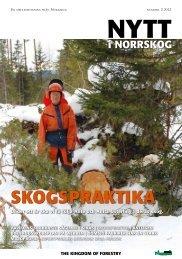 Nytt i Norrskog nr 2 2012
