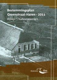 Quick-scan natuur Groenstraat Haren (gemeente Oss)