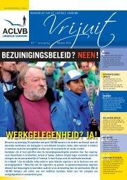 Vrijuit oktober 2010 - Aclvb