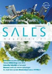 Klik hier om de uitgave te downloaden. - SalesMagazine
