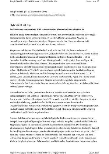 Kien Nghi Ha.pdf - Dynamik und Komplexität von Kulturen