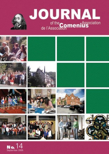 September 2005 - Association Comenius