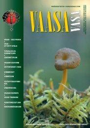 Kaupungin tiedotuslehti 3/2007 - Vaasa