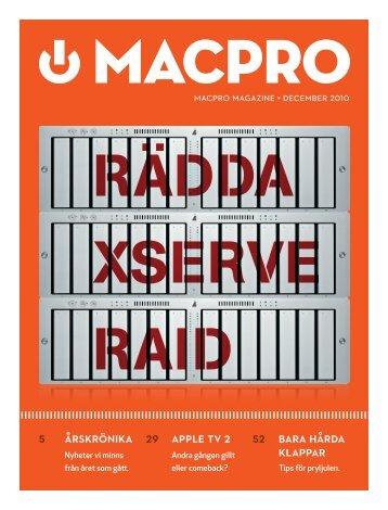 December 2010 - Macpro