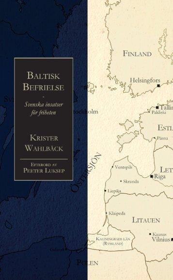 Läs eller ladda ned boken (.pdf) - Jarl Hjalmarson Stiftelsen