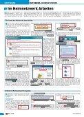 RATGEBER: Heimnetzwerk software DARUM GEHTLS - Seite 7