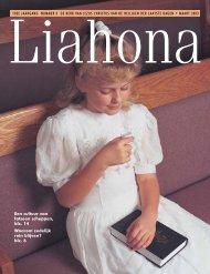 Maart 2003 Liahona