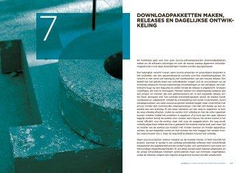 Hoofdstuk 7 (PDF) - Producing Open Source Software