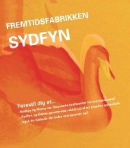 Brochure Fremtidsfabrikken Sydfyn