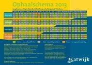 Afvalkalender 2013 (pdf)