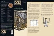 Förstukvist - XL Bygg