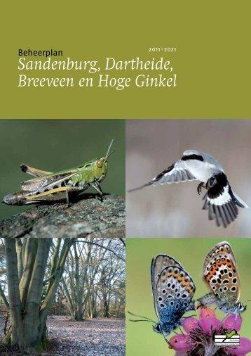 1 Sandenburg, Dartheide, Breeveen en Hoge Ginkel - Utrechts ...