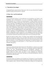2. Theoretische Grundlagen - OPUS