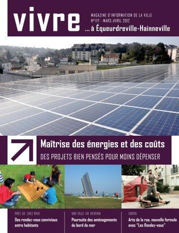 mars-avril 2012 - Ville d'Equeurdreville-Hainneville