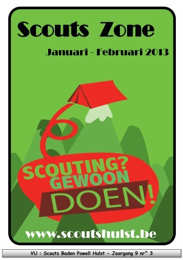 Scouts Zone - Scouts Hulst