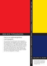Last ned hele essayet som PDF-fil - Ida Cathrine Flaatedal Nilsen