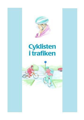 Cyklisten i trafiken - Liikenneturva