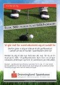 Golf er for alle der har lyst til et sjovt og sundt liv! - Dronninglund ... - Page 4