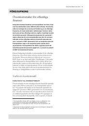 Överskottsmålet för offentliga finanser - Konjunkturinstitutet