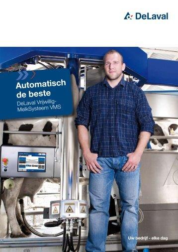 Automatisch de beste - Melktechniek Oost B.V.