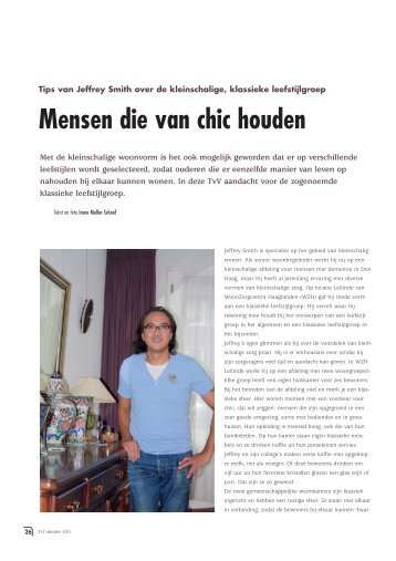 8 free magazines from nzco nl - Tijdschrift chic huis ...