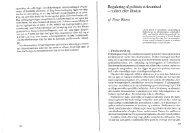 Regulering af politiets virksomhed - realitet eller illusion - Retfærd