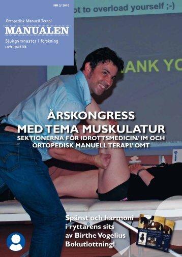 Manualen nr 2 2010 - omt sweden