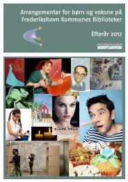 Arrangementer for voksne efterår 2012 12