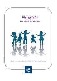 Klynge VE1 - Københavns Kommune