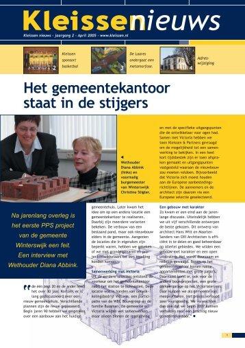 Nieuwsbrief 2 - Kleissen & Partners